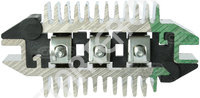 Rectifier alternator CARGO 2REC0016545