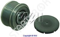 Freewhell clutch Alternator WAI 2FWP0262422