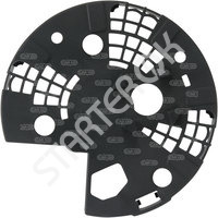 Plastic cover alternator CARGO 2PCA0237861
