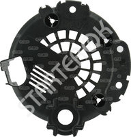 Plastic cover alternator CARGO 2PCA0241142