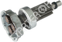 Starter drive with gear CARGO 1DRG0006855