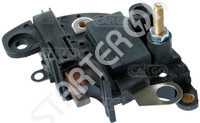 Voltage regulator alternator CARGO 2REG0018007
